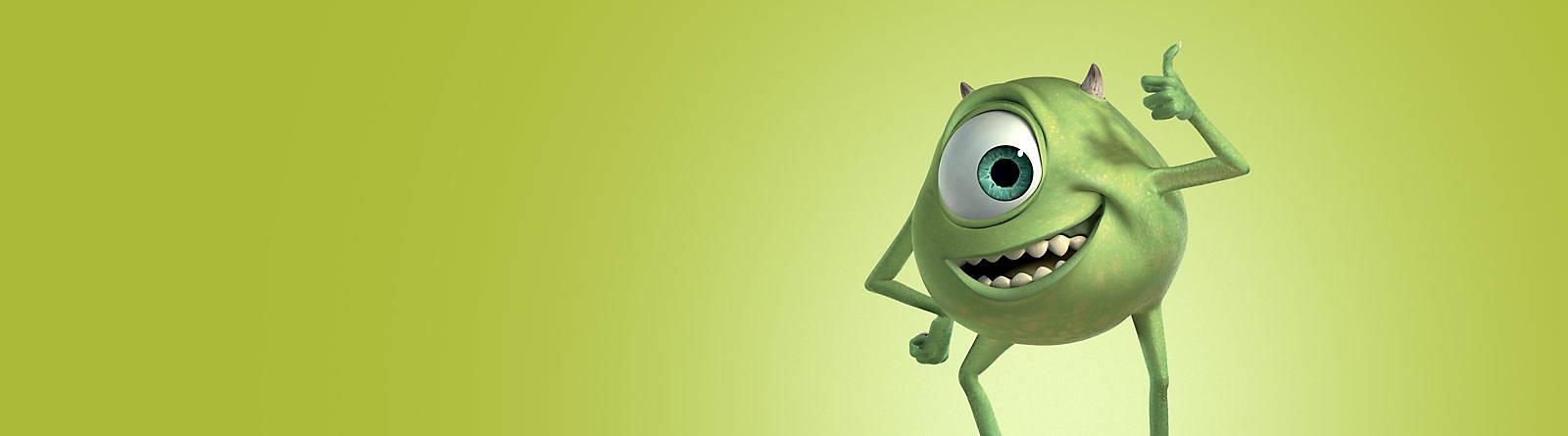 Mike Entdecke unsere wunderbare Auswahl an Fanartikeln mit Mike von Monsters Inc. Finde Kuscheltiere, Kostüme, Kleidung, Taschen, DVDs & mehr.
