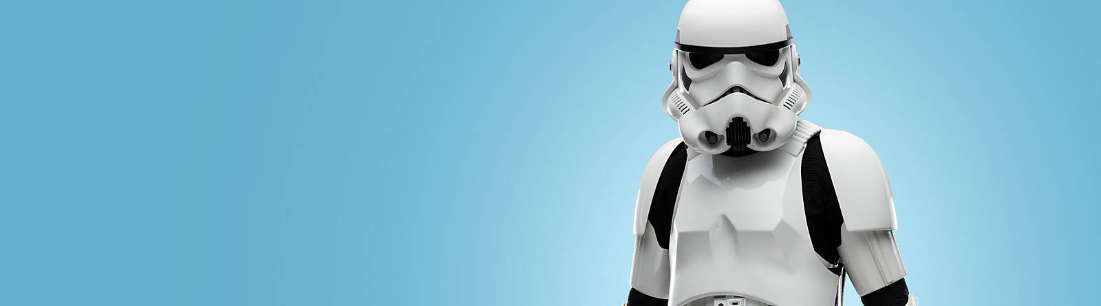 Stormtrooper Check out our range of Star Wars Storm Trooper merchandise featuring collectibles, costumes, toys and more