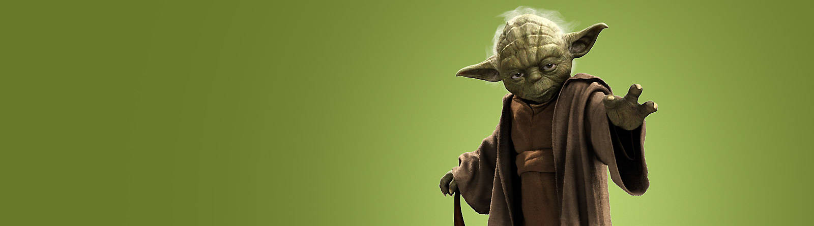 Yoda Feel the force with our Yoda from Star Wars toys, figurines, collectibles and more