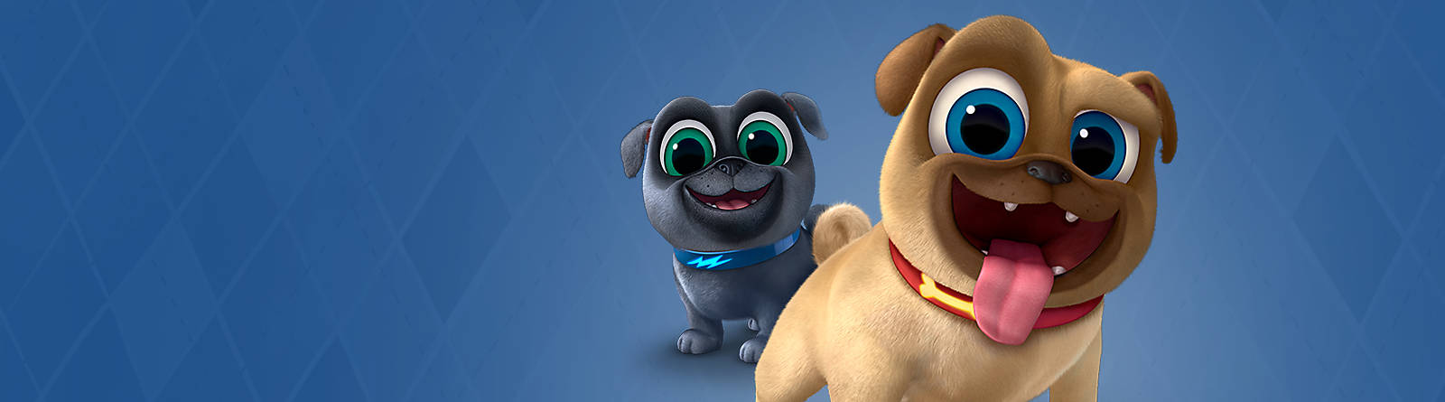 Puppy Dog Pals Unleash our range of Puppy Dog Pals soft toys, playsets, clothes, figures and more