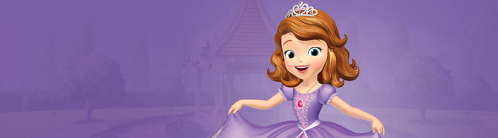 Sofia The First Discover a range of wonderful Sofia the First merchandise including toys, costumes, figurines and more