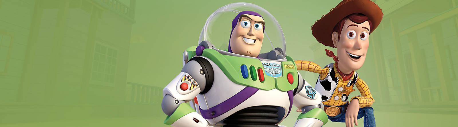 Toy Story 4 Verso l'infinito e oltre! Dai un'occhiata alle nostre action figures, i giochi originali, la linea di vestiti e tanto altro ancora dedicato a Toy Story