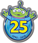 Toy Story 25th Anniversary To infinity and beyond! Celebrate the classic animated film with our epic anniversary collection SHOP NOW
