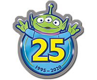 Toy Story 25th Anniversary To infinity and beyond! Celebrate the classic animated film with our epic anniversary collection