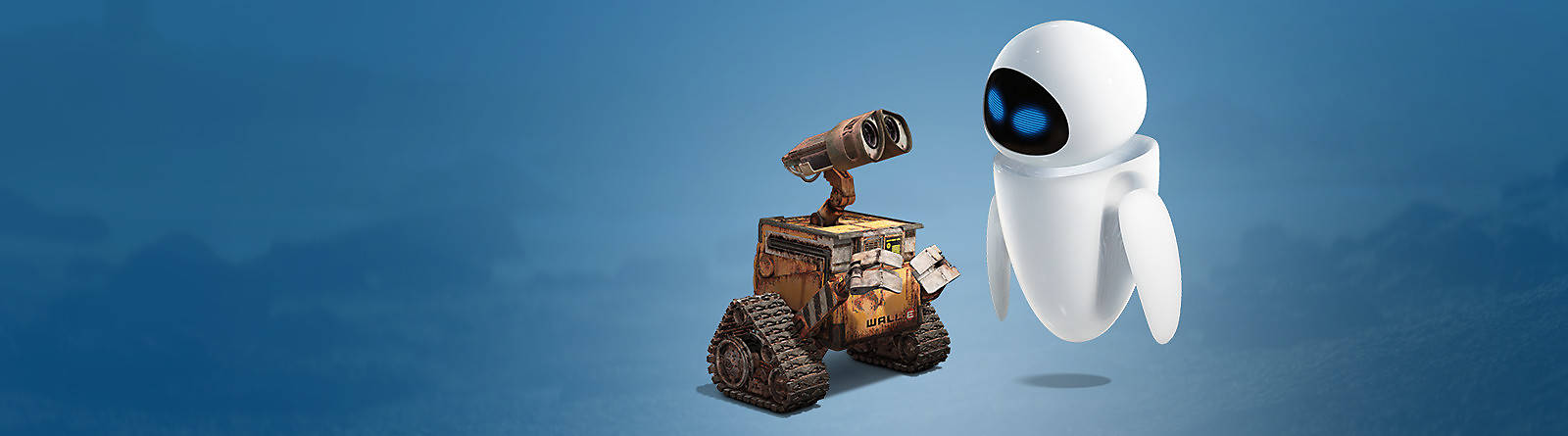 WALL-E Discover our Wall-E range of mugs, collectibles, toys and more